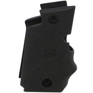 Hogue Grip SIG P238 Finger Grooves Cobblestone Rubber Black 38080