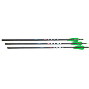 """PSE Xbow Arrow Fang 20"""" Carbon Fits PSE Coalition Xbow 3pk"""