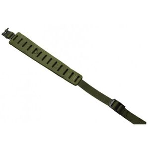 Quake Claw OD Green Sling with Sling Swivels Nylon