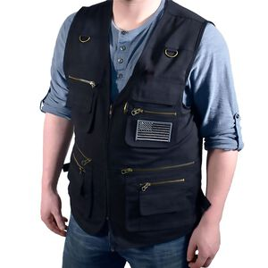 Blue Stone Safety Products Concealment Vest XL Nylon Black C566-004