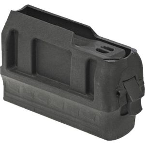 Ruger American Rifle Magazine .450 Bushmaster 3 Rounds Polymer Black 90633