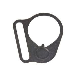 JE Machine Round Sling Adapter End Plate Loop Strap for Right Handed