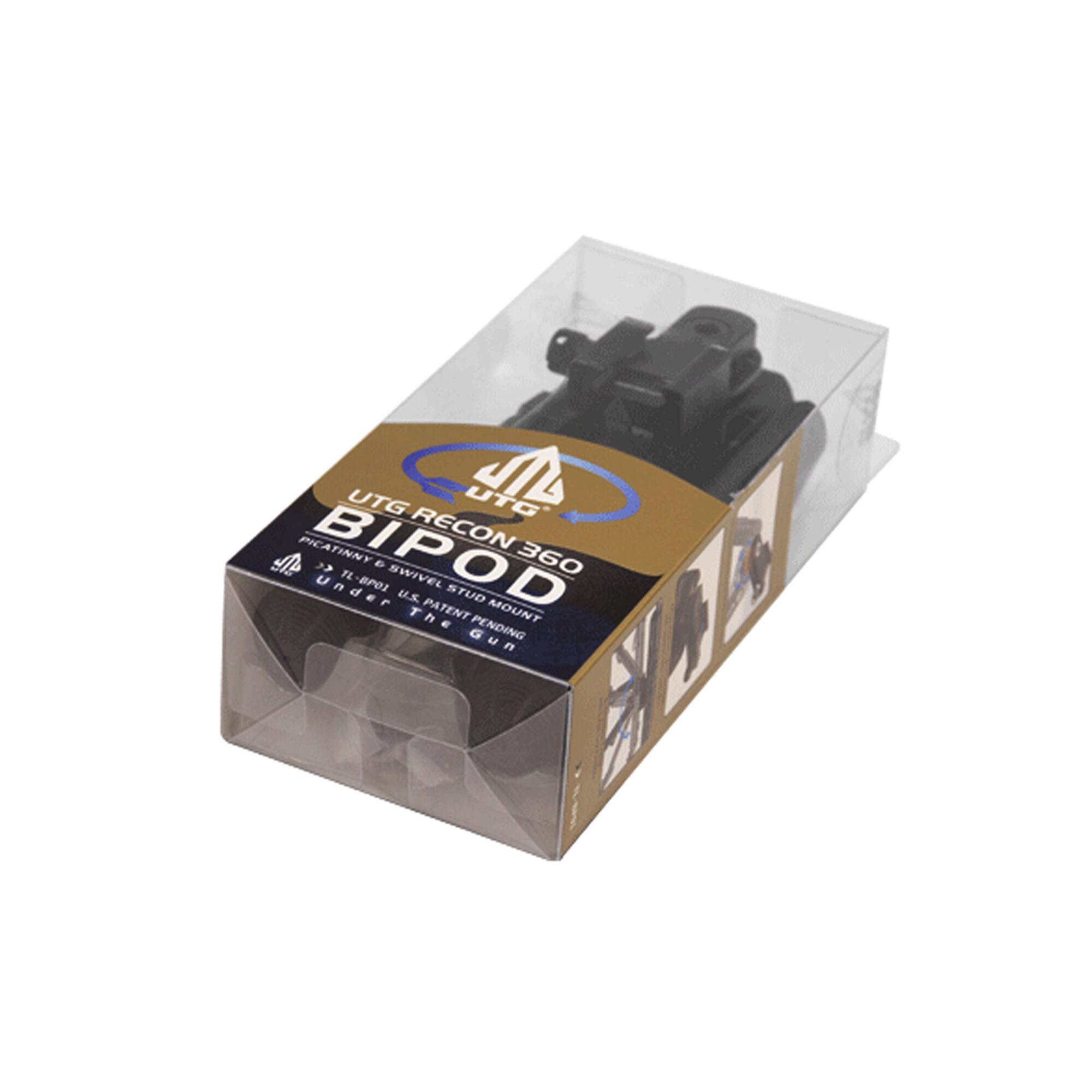 Leapers UTG Heavy Duty Recon 360 Bipod BP01