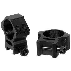 UTG ACCUSHOT® 30mm/2PCs Med. Profile Picatinny/Weaver Rings