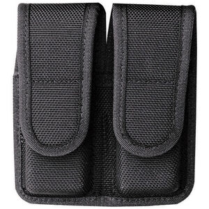 Bianchi 7302 Double Magazine Pouch Hook and Loop AccuMold Black 25332