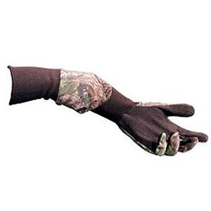 Primos Cotton Gloves Sure Grip Mossy Oak New Break Up Camo