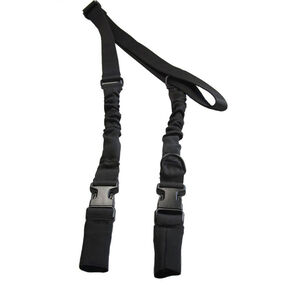 JE Machine Heavy Duty Sling Single or Dual Point Black