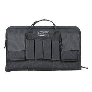 "VooDoo Tactical Enlarged Pistol Case 10""x19""x2"" Black"