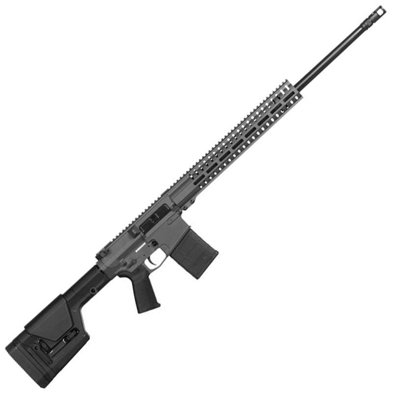 "CMMG Endeavor 300 Mk3 Series .308 Winchester AR Style Semi Auto Rifle 24"" Barrel 20 Rounds CMMG RML15 M-LOK Hand Guard Cerakote Sniper Grey"