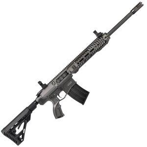 "UTAS XTR-12 12 Gauge Semi Auto Shotgun 20.8"" Barrel 5 Rounds Gray Finish"
