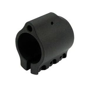 YHM AR-15 Low Profile Gas Block .936 Aluminum Black
