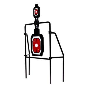 Allen EZ-Aim Steel Silhouette Spinner Target for Rimfire and Handgun