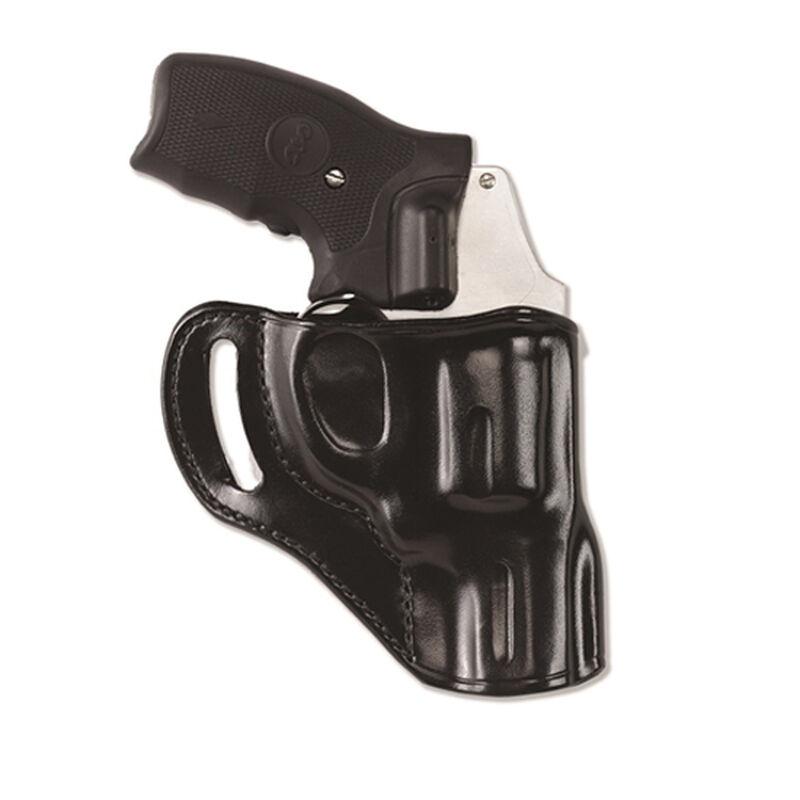 Galco Hornet GLOCK 43 Belt Holster Right Hand Leather Black