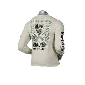Voodoo Tactical Long Sleeve T Shirt Large Sand