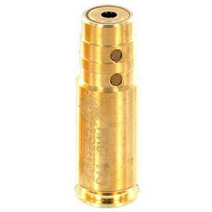 AimSHOT 9mm Luger Laser Boresight Brass BS9
