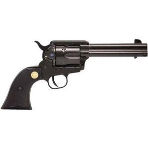 "Chiappa 1873 SAA .22 LR Revolver 4.75"" Barrel 6 Rounds Polymer Grips Black"