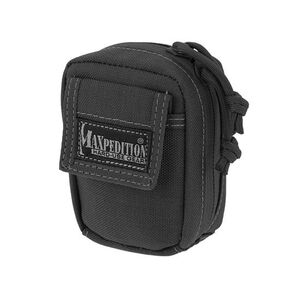 Maxpedition Barnacle Pouch MOLLE Nylon Black 2301B