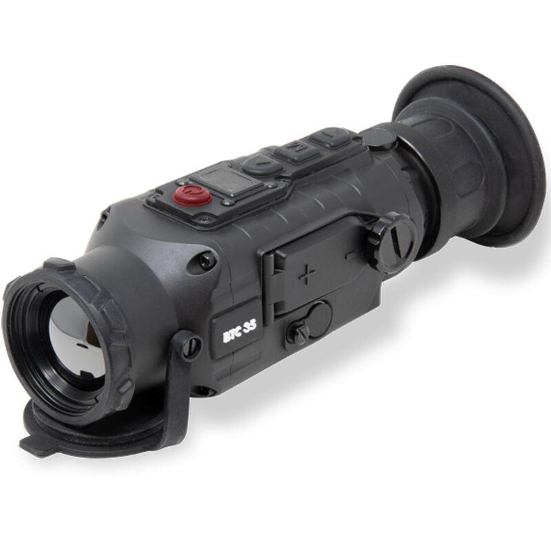 Burris Clip-On Thermal Sight BTC 35 1X35MM 4 Color Palettes Black