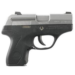"Beretta Pico .380 ACP Semi Auto Pistol 2.7"" Barrel 6 Rounds Black Frame Stainless Slide"