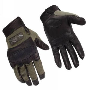 Wiley X Hybrid Gloves Large Foliage Green