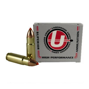 Underwood Ammo .458 SOCOM Ammunition 20 Rounds 300 Grain Spitzer Ballistic Tip 1900fps