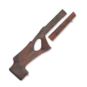 """Hogue Ruger 10-22 Takedown OverMolded Thumbhole Stock .920"""" Barrel Red Lava 21072"""
