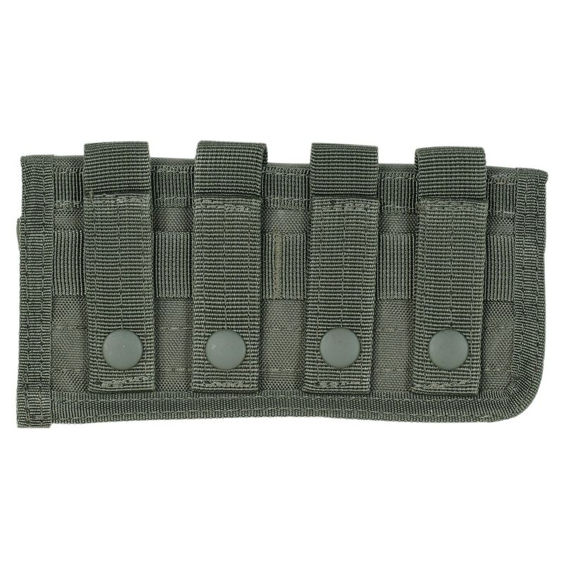 Voodoo Tactical 20 Round Shooter's Pouch Coyote, MOLLE