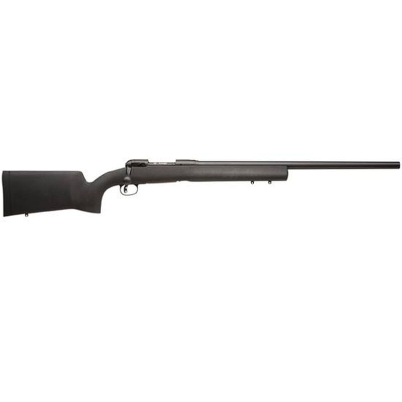"""Savage 110 FCP Bolt Action Rifle .300 Win Mag 24"""" Barrel 3 Rounds HSP Stock AccuTrigger Black Finish 19627"""
