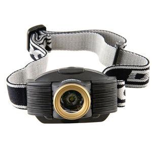 Dorcy Headlight 134 Lumen LED AAA Push Button Black
