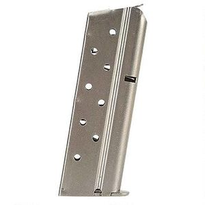 Springfield 1911 Ultra Compact Magazine 9mm Luger 8 Rounds Stainless Steel PI0920