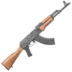 "Century Arms VSKA AK-47 Semi Auto Rifle 7.62x39 16.25"" Barrel Length 10 Rounds American Maple Stock/Hand Guard Manganese Phosphate Finish"