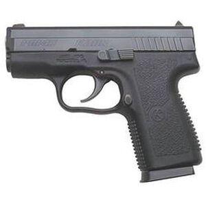 "Kahr Arms PM45 Semi Automatic Handgun, .45 ACP, 3.14"" Barrel, 5 Rounds, Night Sights, Polymer Frame, Matte Black Stainless Steel Slide"