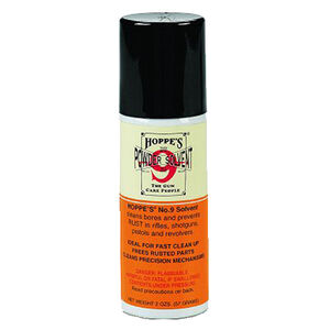 Hoppe's No. 9 Gun Bore Solvent Cleaner 2oz Aerosol Can 10 Pack