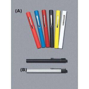 "Emergency Medical International Disposable Rainbow Penlight Lightweight 5"" Long Black 212-BK"