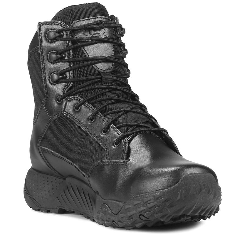 Under Armour Women's Stellar Tactical Boot 6 Black