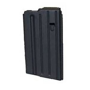 ASC LR-308/SR-25 Magazine .308/7.62 20 Rounds Stainless Steel Black 20-308-SS-BM-B-ASC
