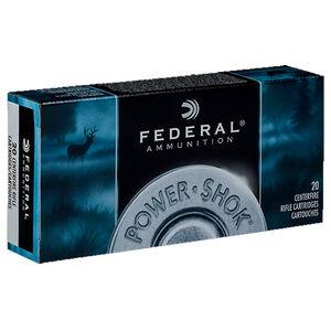 Federal Premium 6.5 Creedmoor Ammo 140-Grain 20 Round Box JSP