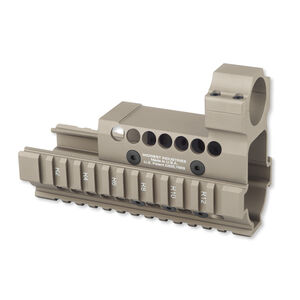 Midwest Industries AK-47 Handguard ML2 Topcover Earth