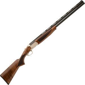 "TR Silver Eagle Light Super O/U Break Action Shotgun 12 Gauge 28"" Barrels 3"" Chamber 2 Rounds Walnut Stock Coin Silver/Black Finish"
