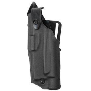 Safariland 6360 ALS SLS Duty Retention Holster Glock 17, 22 with Light Left Hand SafariLaminate STX Tactical Black 6360-832-132