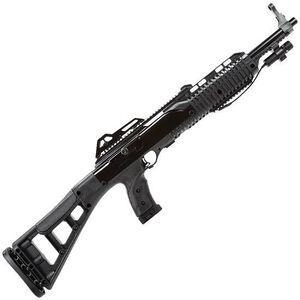 "Hi-Point Firearms Carbine Semi Auto Rifle .45 ACP 17.5"" Barrel 9 Rounds Polymer Stock Black Finish with Laser 4595TS LAZ"