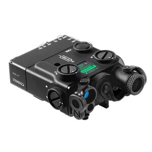Steiner DBAL-A3 Dual Beam Aiming Laser Advanced 3 Green Laser/IR Laser Pointer/IR Illuminator Black