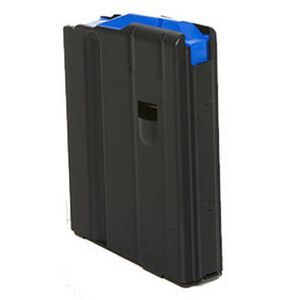 C-Products AR-15 6.5 Grendel Magazine 5 Rounds Steel Black 0565041186