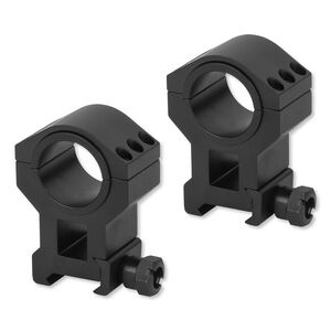 "Sun Optics USA Tactical Ringset 30MM Ultra High 1"" Ring Inserts Black"
