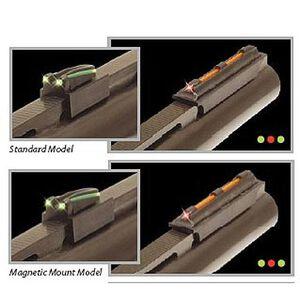 "TRUGLO 1/4"" Magnum Gobble-Dot Xtreme Fiber Optic Shotgun Sights Contrasting Colors TG941XA"