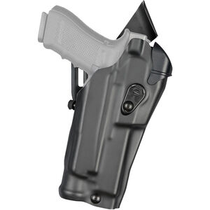 Safariland 6390RDS ALS Mid-Ride Duty Belt Holster Fits GLOCK 34/35 with Light and Red Dot LVL 1 Right Hand STX Tactical Black