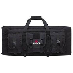 "IWI Tavor SAR Complete Multi-Gun Case 30.5"" x 13"" x 5"" MOLLE Webbing Polyester Construction Black"