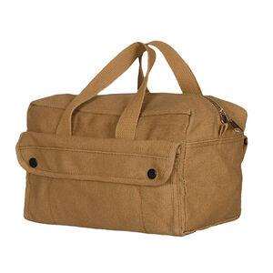 Fox Outdoor Mechanic's Tool Bag With Brass Zipper Coyote Tan 40-618