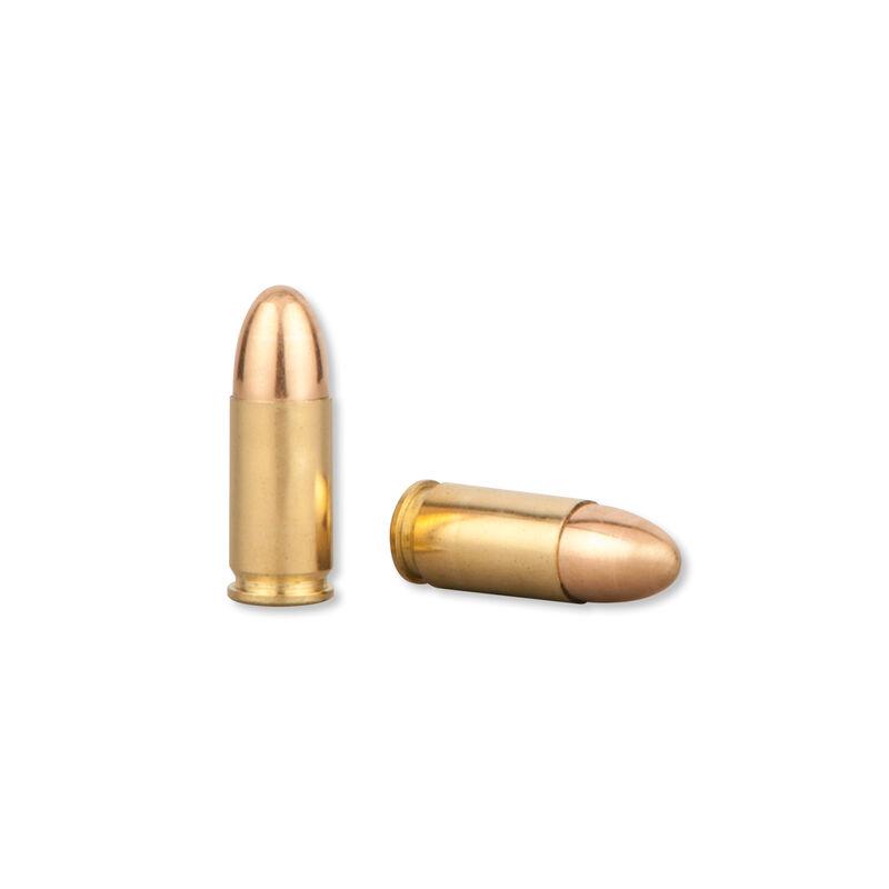 PMC Bronze 9mm Luger Ammunition 50 Rounds FMJ 124 Grains 9G