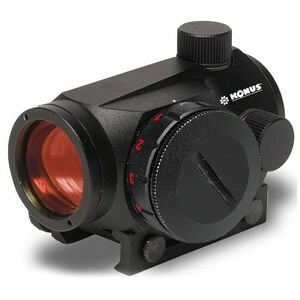 Konus Sight-Pro Atomic 2.0 Red Dot Sight-Pro Atomic Mini Red Dot With Integrated Dual Rail System